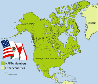 An Overview Of The North American Free Trade Agreement Nafta