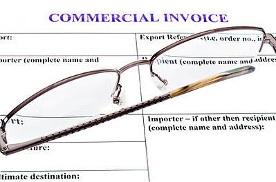 Export Compliance Using the Proper Value on a Commercial Invoice – Commercial Shipping Invoice