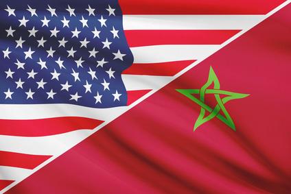 half_us_half_morocco_flag