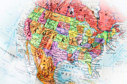 map_of_north_america_on_globe