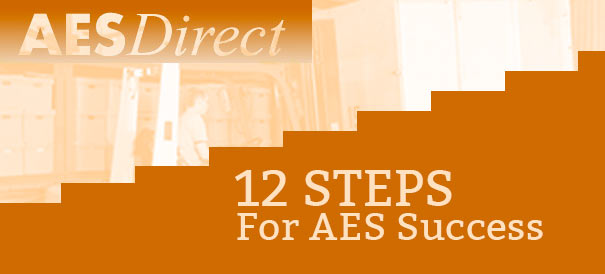 12 Steps for AES Success | Shipping Solutions