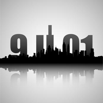 9-11-01_Bldg_Background