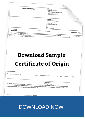 download sample of certificate of origin