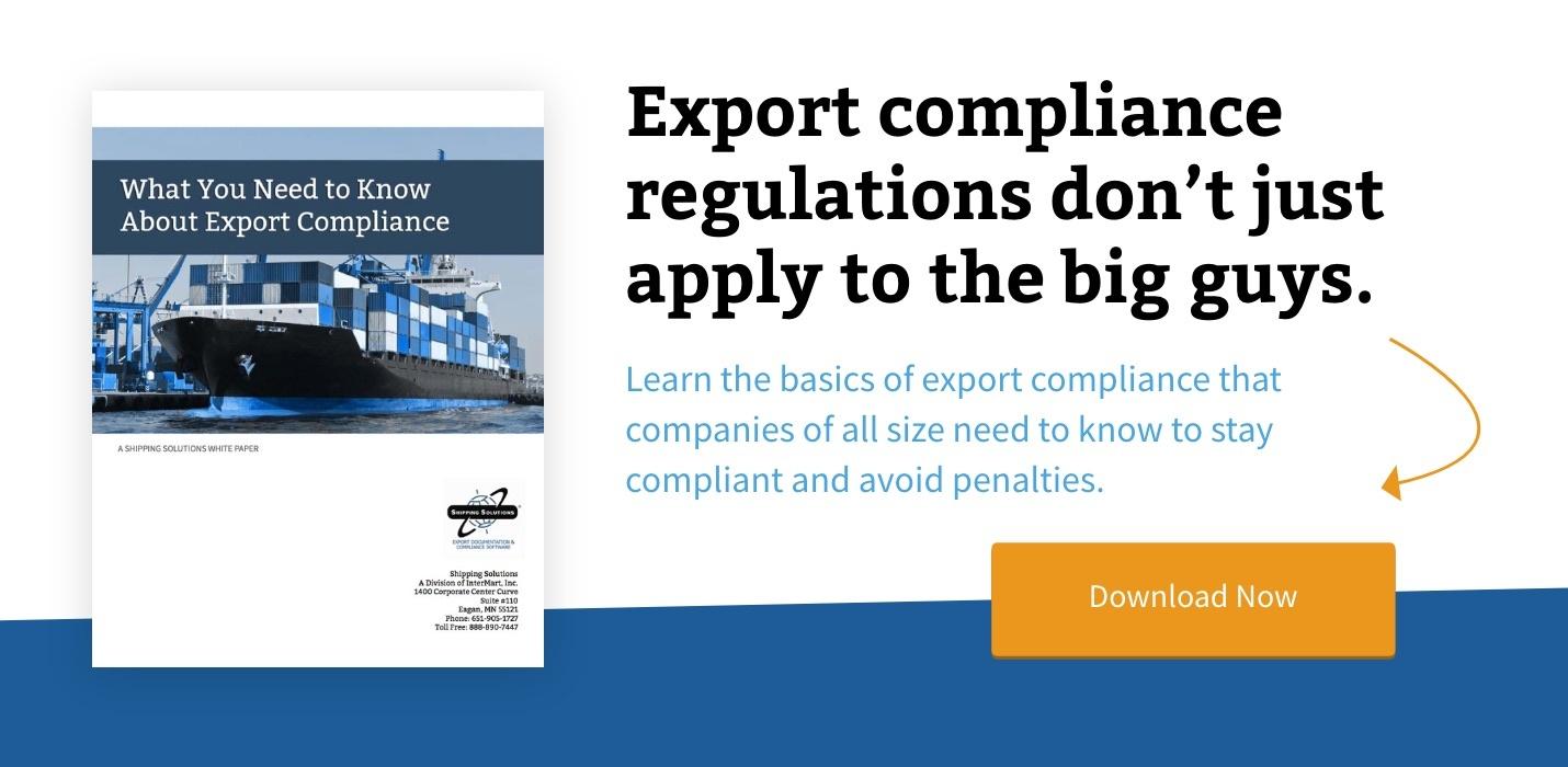Export Codes: ECCN vs  HS and HTS Classifications