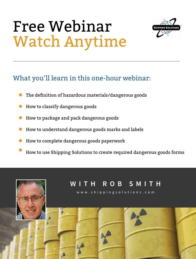 Dangerous-Goods-Webinar-Shipping-Solutions