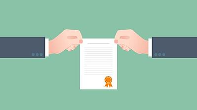 A letter of credit is not a sales contract