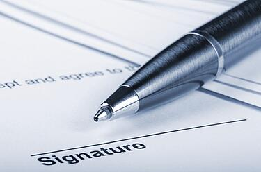 Create a Great Signature for Your Export Documents | Shipping Solutions