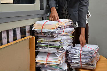 When can you throw away your export documents?