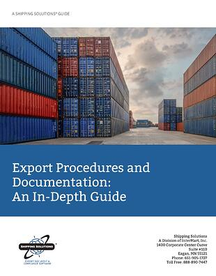 Export Procedures and Documentation: An In-Depth Guide
