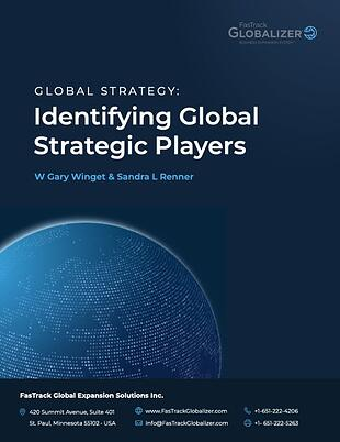 Global Strategy: Identifying Global Strategic Players | Shipping Solutions