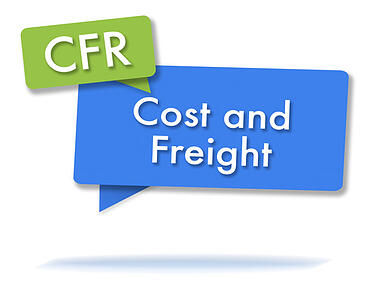 Incoterms 2020 CFR | Shipping Solutions