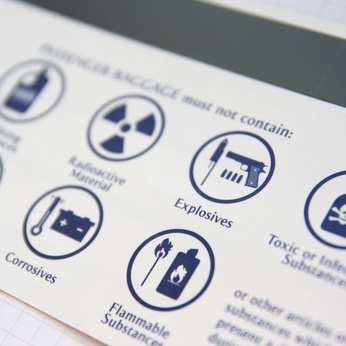 Dangerous Goods Information